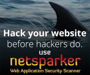 Hack your website before hackers do.